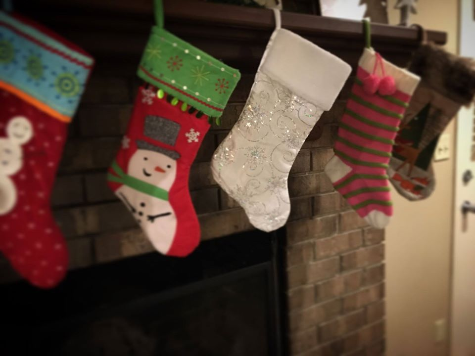 Lucy's stocking